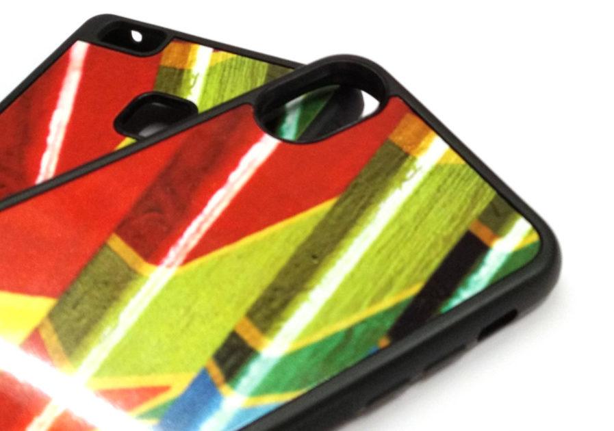 Cover personalizzata per iphone s in gomma tuacover